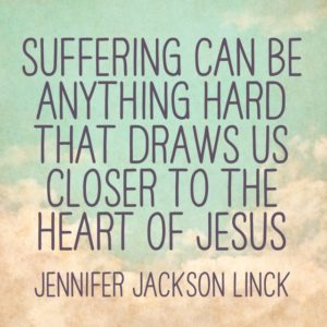 Lessons Through Suffering