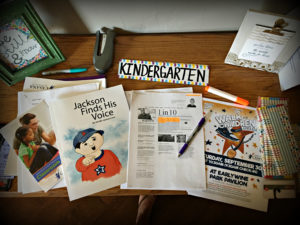 The Day I Went to Kindergarten {And What It Taught Me}