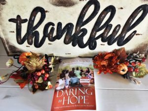 "Two Takeaways from ""Daring to Hope"" {A Book Review}"