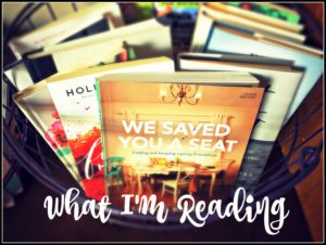What I've Been Reading {July – September}